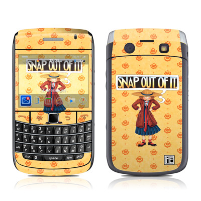 BlackBerry Bold 9700 Skin - Snap Out Of It