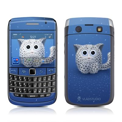 BlackBerry Bold 9700 Skin - Snow Leopard