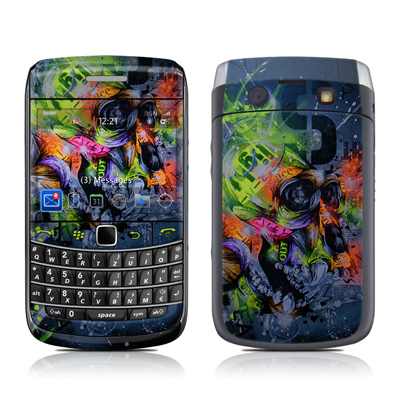 BlackBerry Bold 9700 Skin - Speak