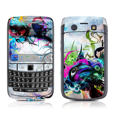 BlackBerry Bold 9700 Skin - Streaming Eye
