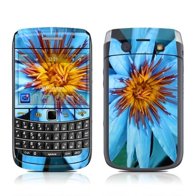 BlackBerry Bold 9700 Skin - Sweet Blue