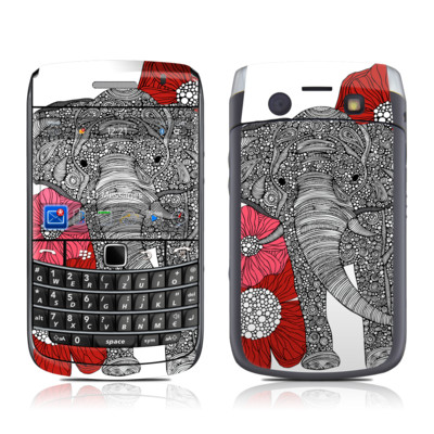 BlackBerry Bold 9700 Skin - The Elephant
