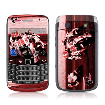 BlackBerry Bold 9700 Skin - Throttle
