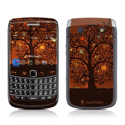 BlackBerry Bold 9700 Skin - Tree Of Books