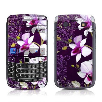 BlackBerry Bold 9700 Skin - Violet Worlds