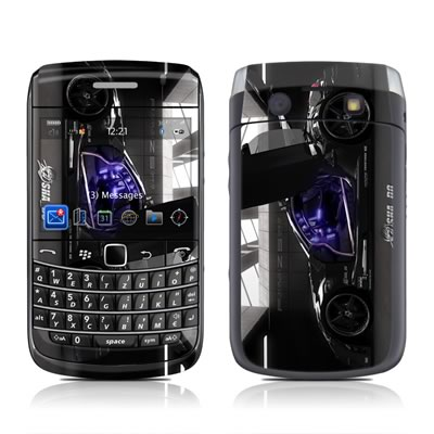BlackBerry Bold 9700 Skin - Z33 Dark