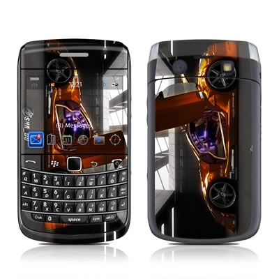 BlackBerry Bold 9700 Skin - Z33 Light