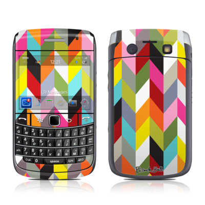 BlackBerry Bold 9700 Skin - Ziggy Condensed