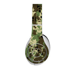 Beats Studio Skin - Digital Woodland Camo