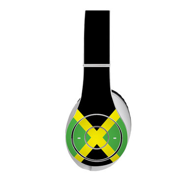 Beats Studio Skin - Jamaican Flag
