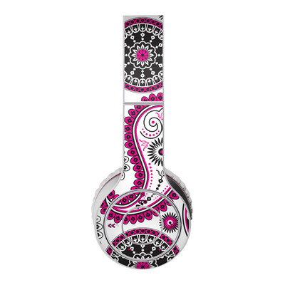 Beats Wireless Skin - Boho Girl Paisley