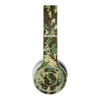 Beats Wireless Skin - Digital Woodland Camo