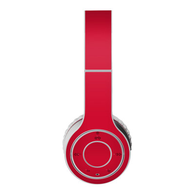 Beats Wireless Skin - Solid State Red