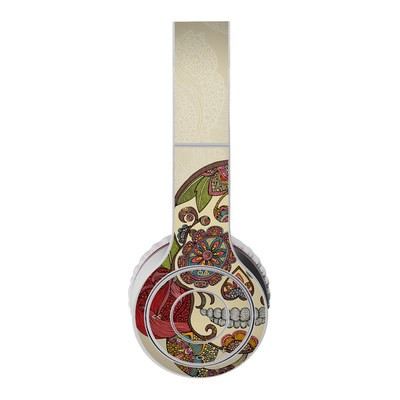 Beats Wireless Skin - Sugar Skull