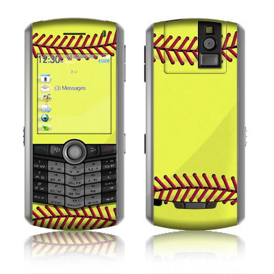 BlackBerry Pearl Skin - Softball