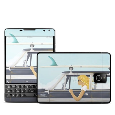 BlackBerry Passport Skin - Anticipation