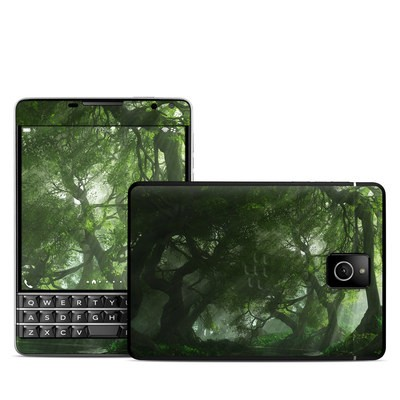 BlackBerry Passport Skin - Canopy Creek Spring