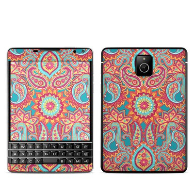 BlackBerry Passport Skin - Carnival Paisley