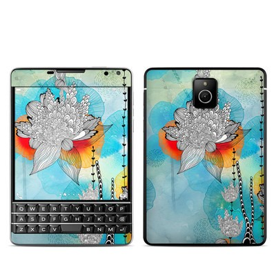 BlackBerry Passport Skin - Coral
