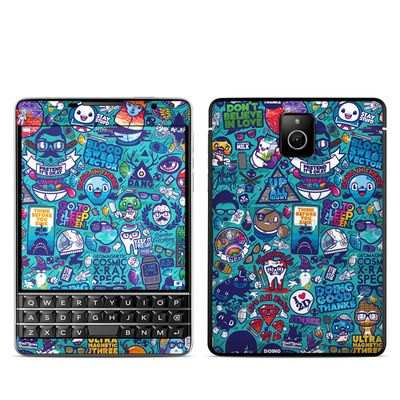 BlackBerry Passport Skin - Cosmic Ray