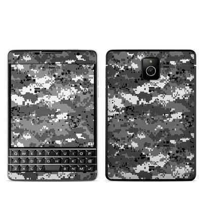 BlackBerry Passport Skin - Digital Urban Camo