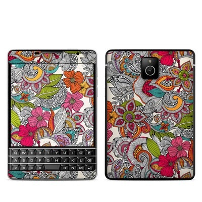 BlackBerry Passport Skin - Doodles Color