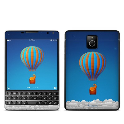 BlackBerry Passport Skin - Flying Elephant