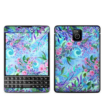 BlackBerry Passport Skin - Lavender Flowers