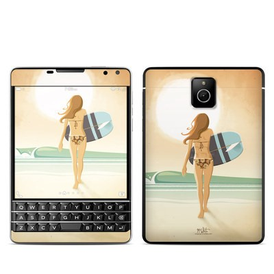 BlackBerry Passport Skin - Morning Ease