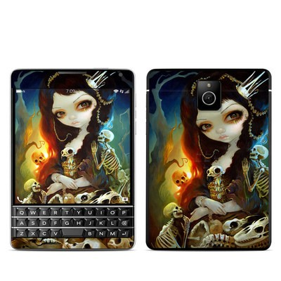 BlackBerry Passport Skin - Princess of Bones