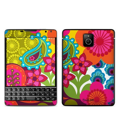BlackBerry Passport Skin - Raj