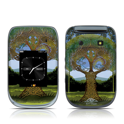 BlackBerry Style 9670 Skin - Celtic Tree