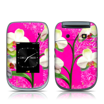 BlackBerry Style 9670 Skin - Hot Pink Pop