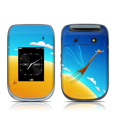 BlackBerry Style 9670 Skin - Learn to Fly