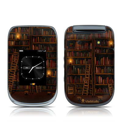 BlackBerry Style 9670 Skin - Library