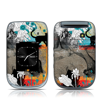 BlackBerry Style 9670 Skin - Stay Awhile