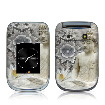 BlackBerry Style 9670 Skin - Winter Peace