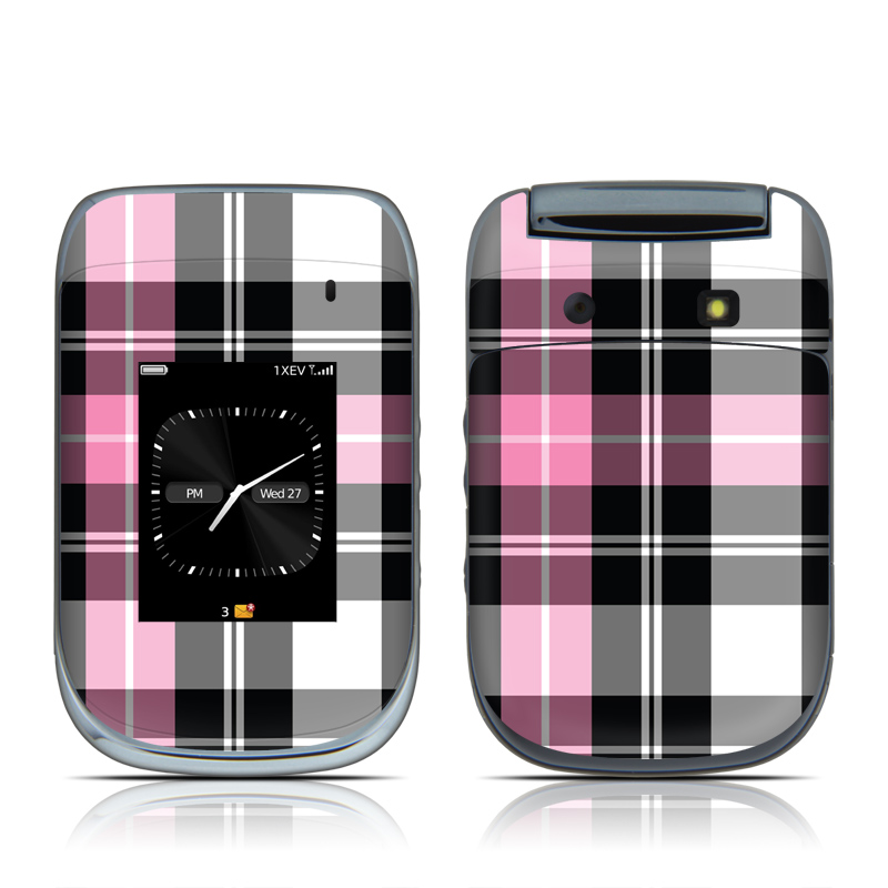 iphones in order blackberry style 9670 skin pink plaid decalgirl 9670