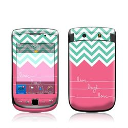 BlackBerry Torch Skin - Live Laugh Love