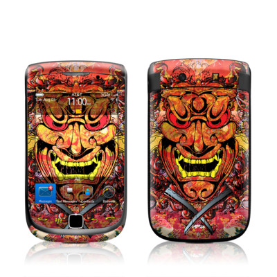 BlackBerry Torch Skin - Asian Crest