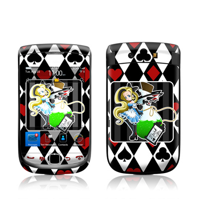 BlackBerry Torch Skin - Alice