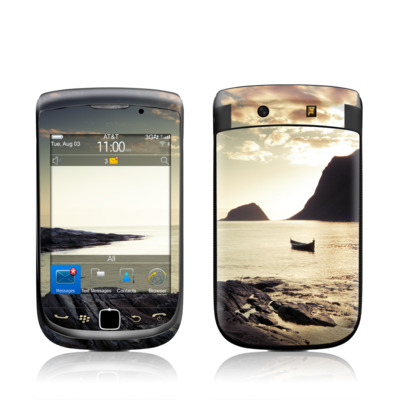 BlackBerry Torch Skin - Anchored