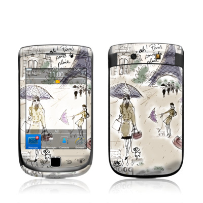 BlackBerry Torch Skin - Ah Paris