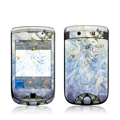 BlackBerry Torch Skin - Aquarius