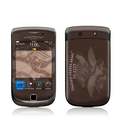 BlackBerry Torch Skin - Army Preserved