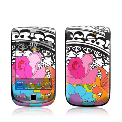 BlackBerry Torch Skin - Barcelona