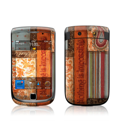 BlackBerry Torch Skin - Be Inspired