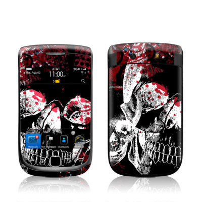 BlackBerry Torch Skin - Blast