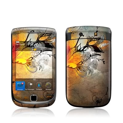 BlackBerry Torch Skin - Before The Storm