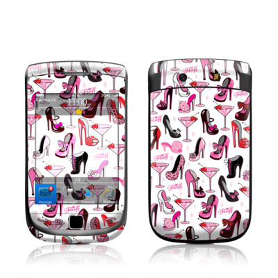 BlackBerry Torch Skin - Burly Q Shoes